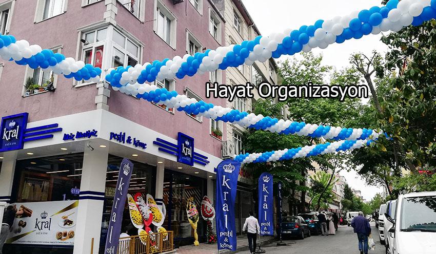 balon süsleme tasarımları