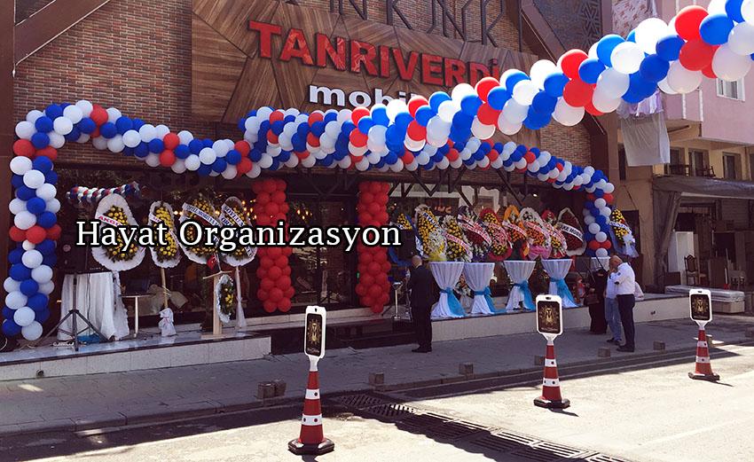 istanbul açılış orgnizasyon  programı