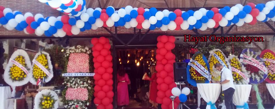 işyeri açılış organizasyonu istanbul