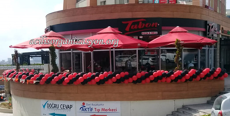 restorant açılış organizasyon servisi