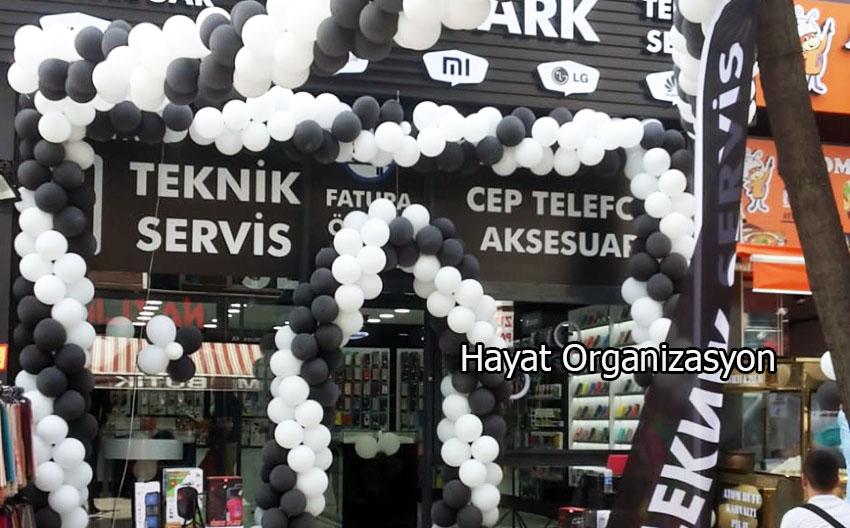 dükkan işyeri açılış organizasyonu