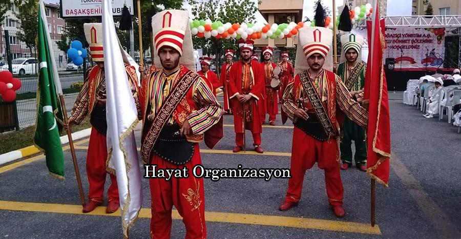 istanbul mehter ekibi organizasyonu
