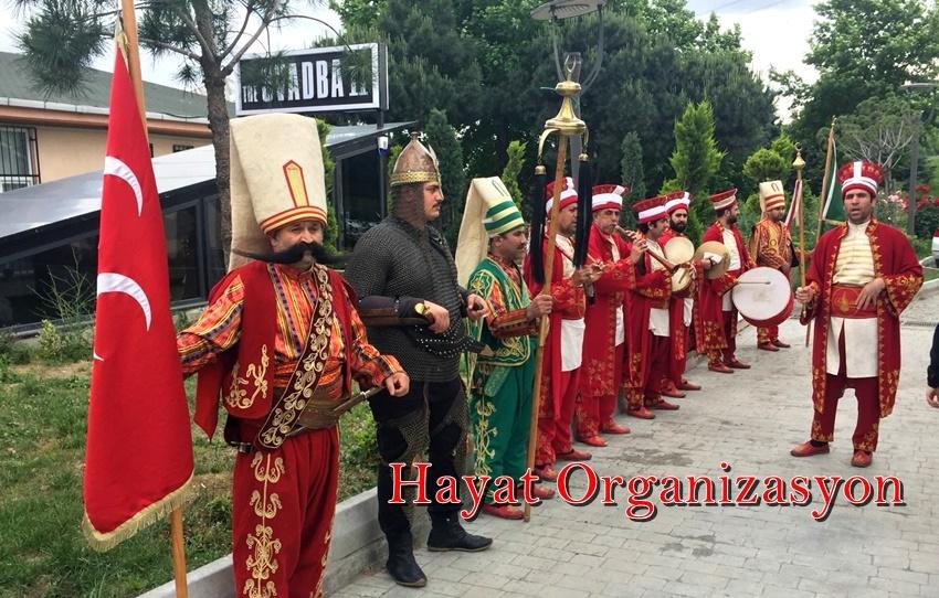 kiralık mehter takımı İstanbul
