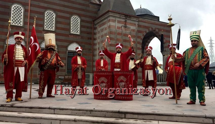 mehter takımı gösterisi İstanbul